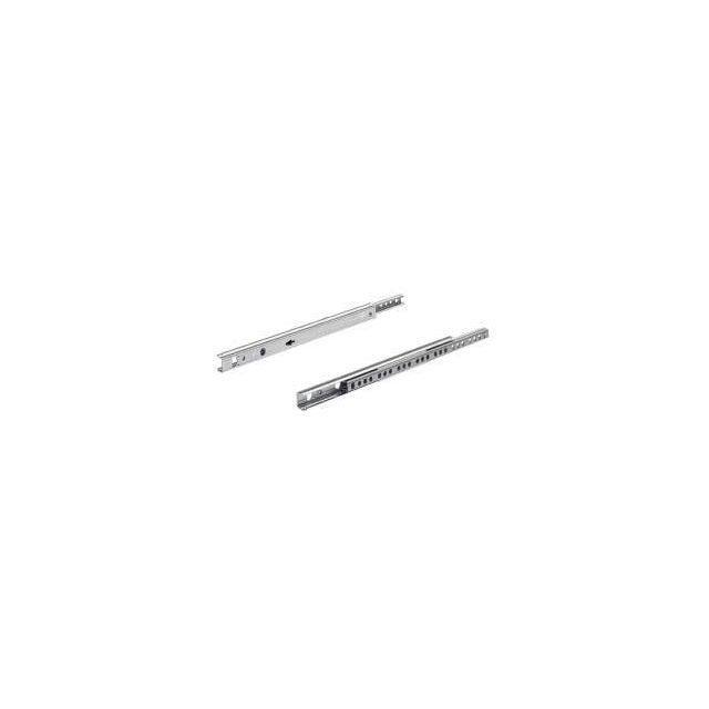Hettich France - Jeu de coulisses à billes KA 1730 rainure de 17 mm L500 mm HETTICH FRANCE 30768 - Hettich France