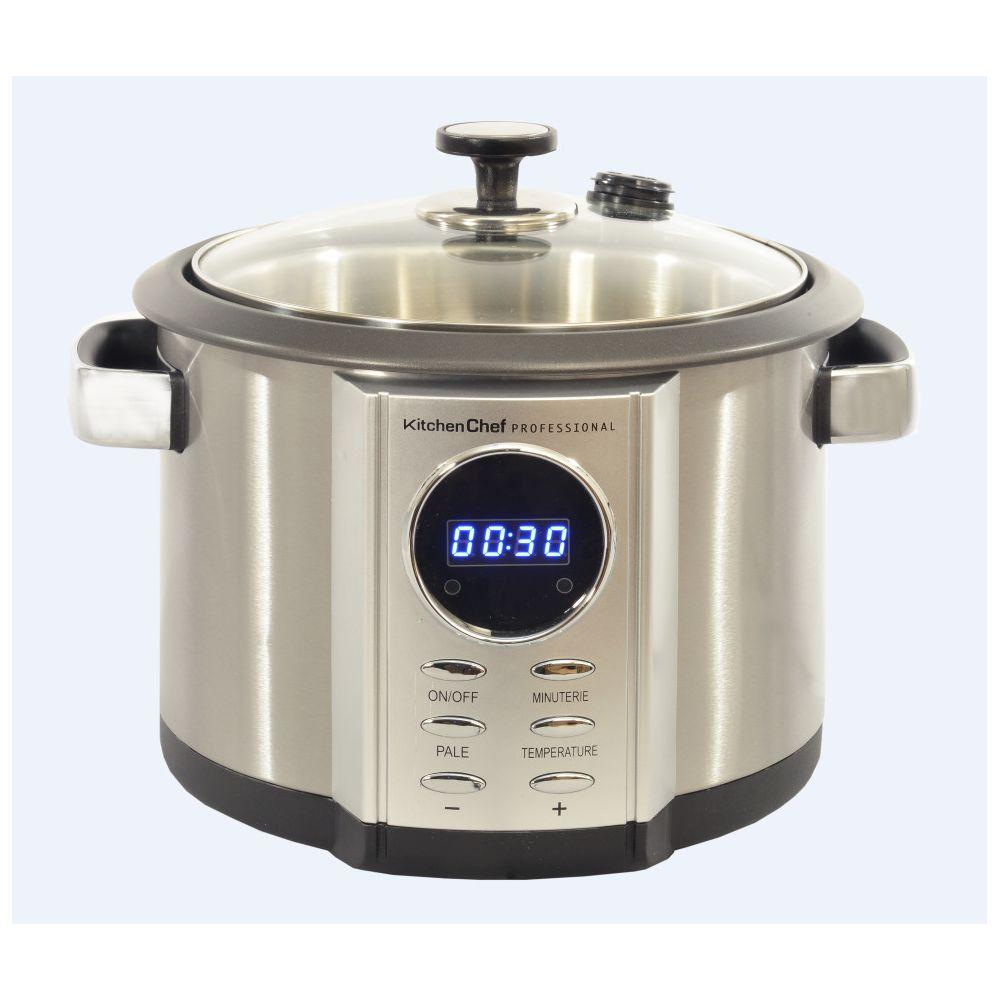Kitchen Chef kitchen chef - multicuiseur 4,5l 700w inox - kc-387