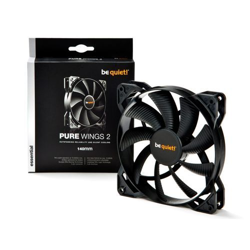 Ventilateur Pour Boîtier Be Quiet Ventilateur BE QUIET Pure Wings 2 - 140 mm
