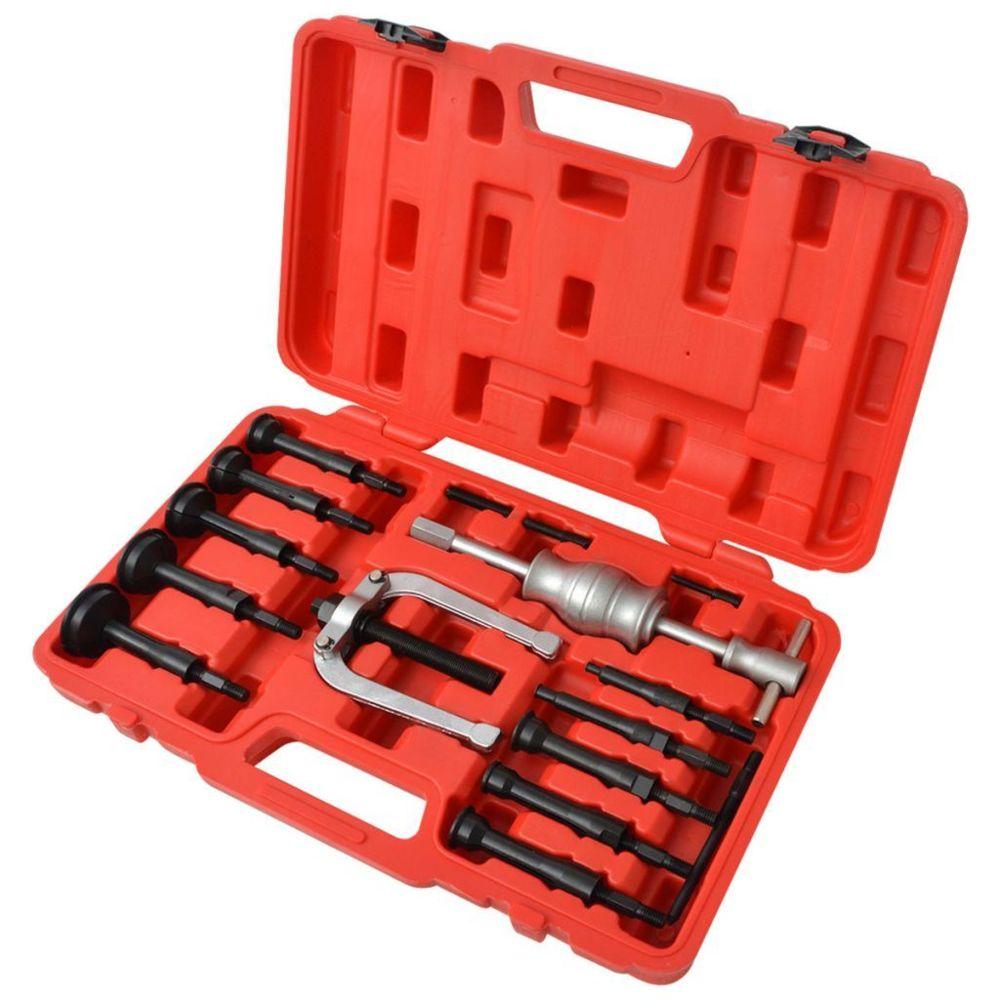 Vidaxl Kit d'extracteurs de roulements 16 pièces |