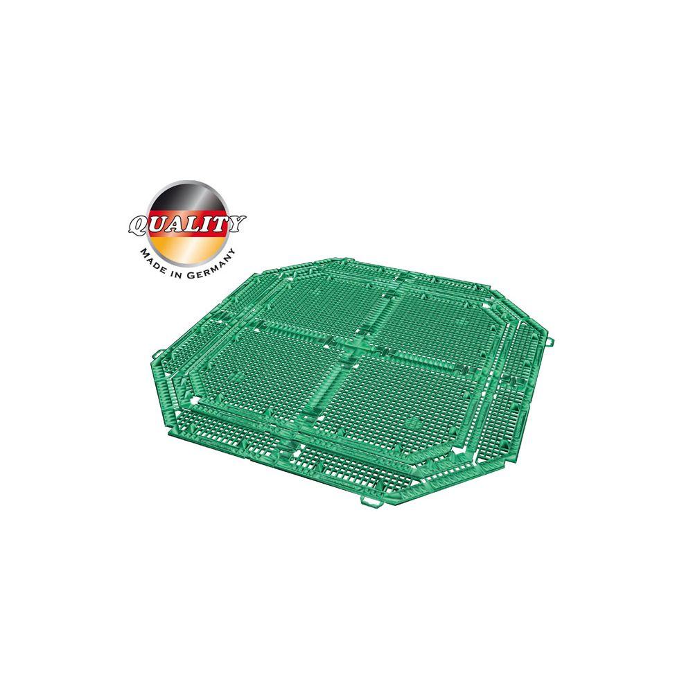 Garantia Garantia Grille de protection du sol, Noir pour Thermo King 900 L