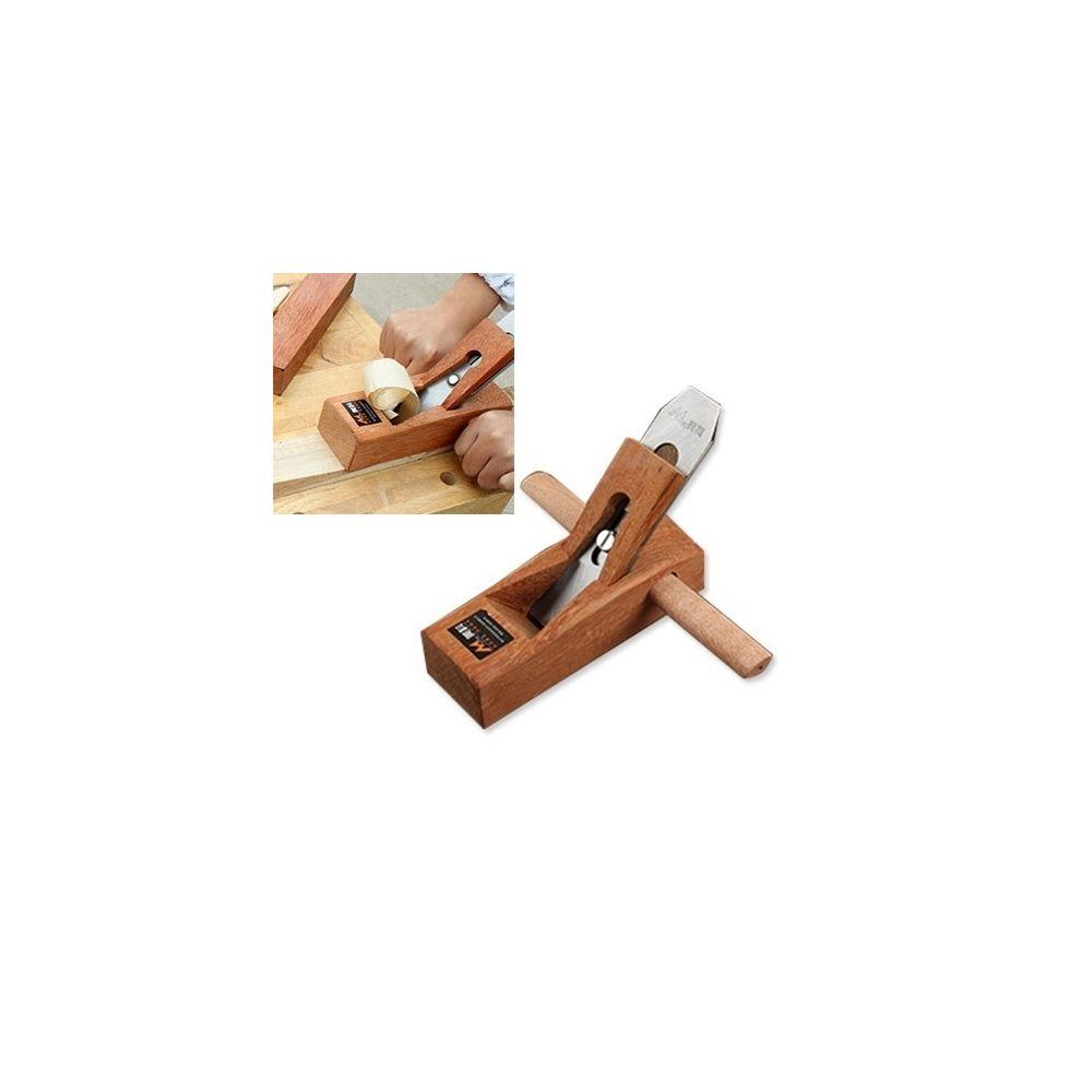 Wewoo Raboteuse Outils en bois de de de main de 180mm DIY