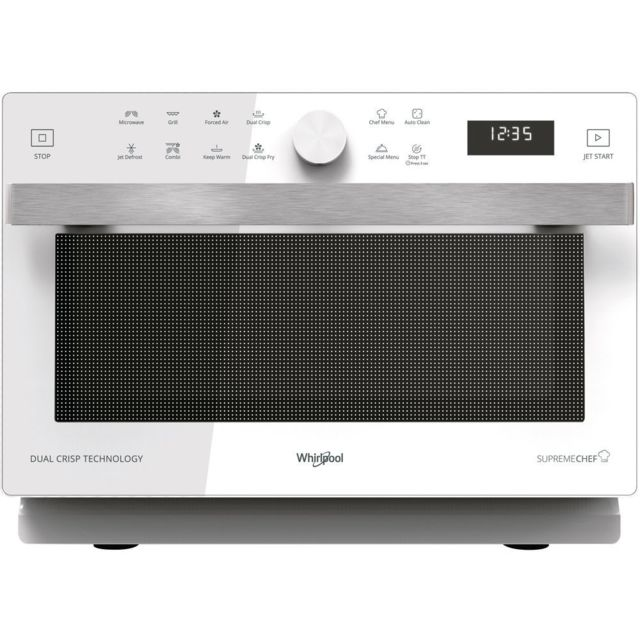 whirlpool - Four micro-ondes MWP 338 W - Cuisson