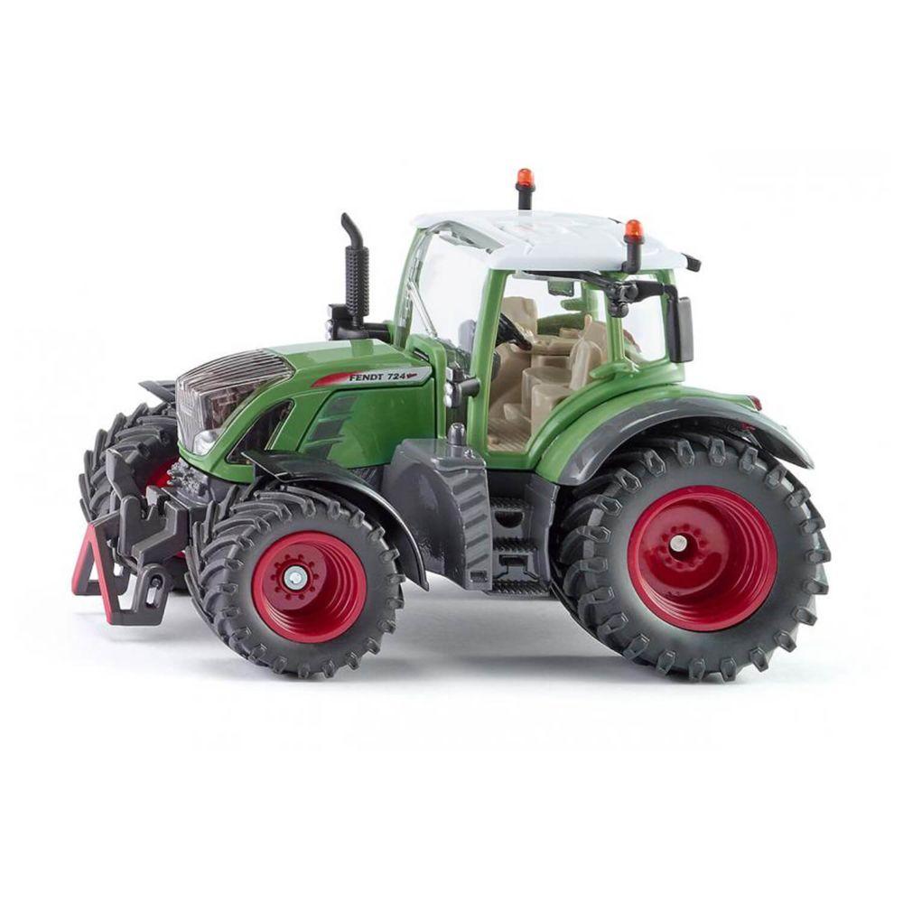 SIKU Modèle réduit en métal : Tracteur Fendt 724 Vario