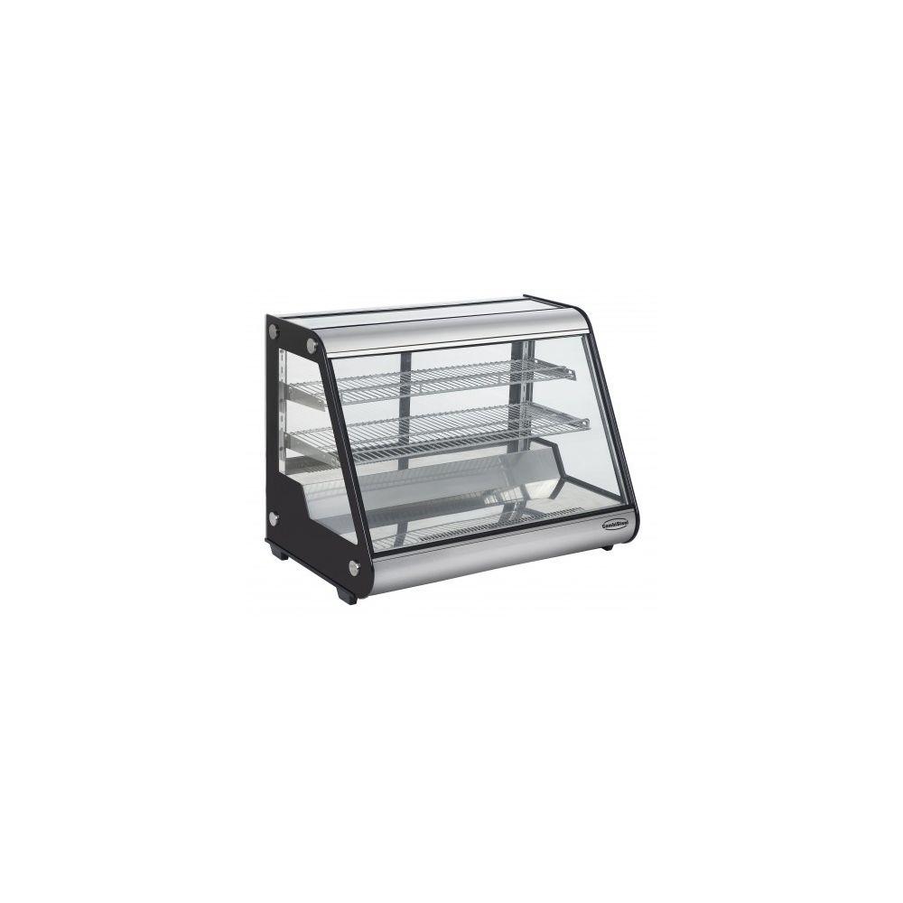 Combisteel Vitrine Réfrigérée à Poser - 160 Litres - Combisteel -