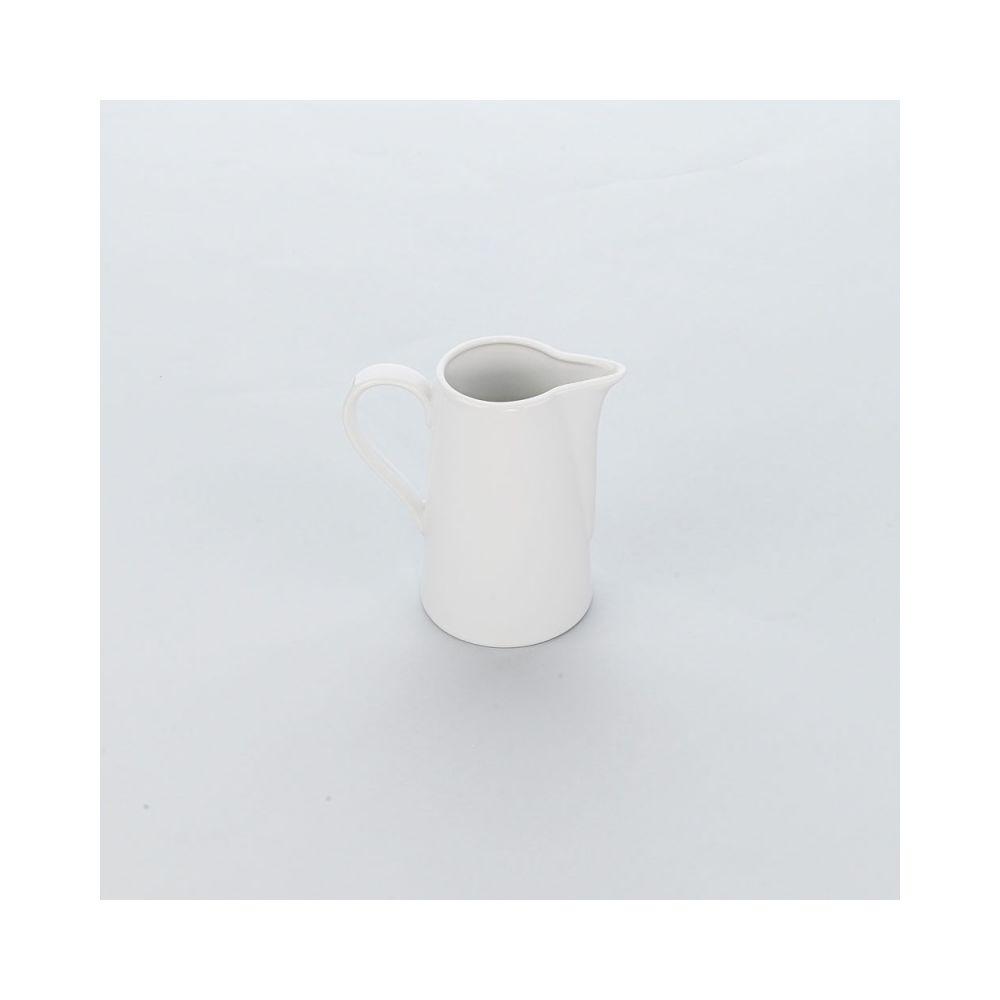 Materiel Chr Pro Pichet en Porcelaine Lisse Apulia 320 à 590 ml - Lot de 6 - Stalgast - Porcelaine 590 ml