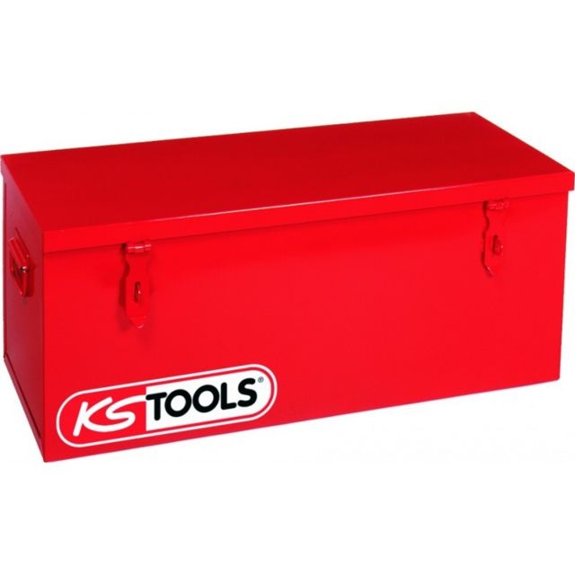 Ks Tools - KS TOOLS 999.0160 Coffre de chantier sans plateau 670x350x350mm Ks Tools   - Etablis & Rangements Ks Tools