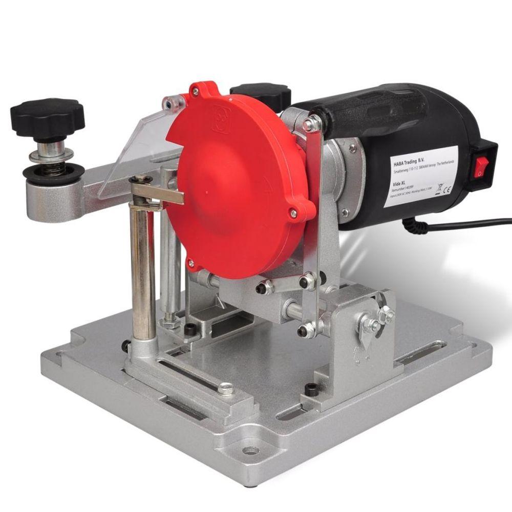 Vidaxl Affuteuse pour lames de scie jusqu'à 400 mm |