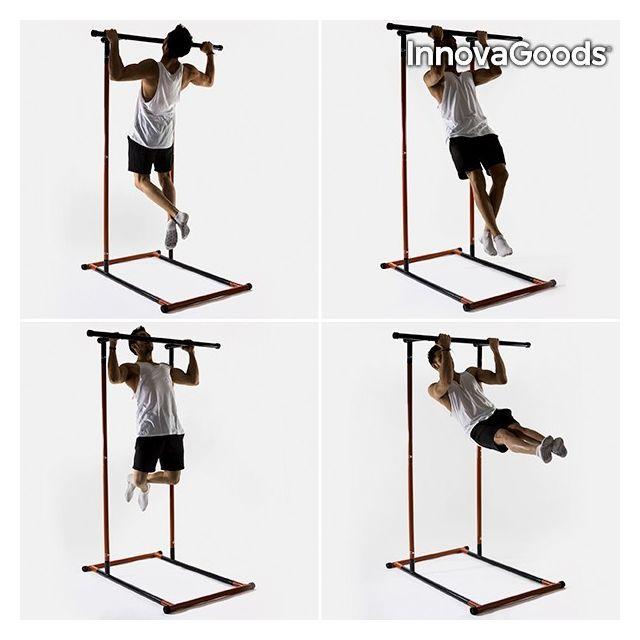 Totalcadeau Barre De Tractions Musculation Et Fitness Avec Guide D Exercices Soins Du Corps Accessoires Sport Connecte Rue Du Commerce