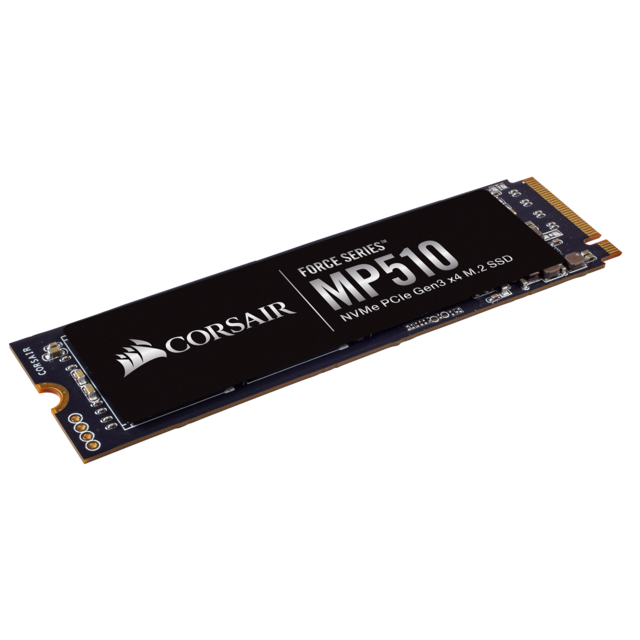 SSD Interne Force MP510 Series 240 Go M.2 NVMe PCIe Gen 3 x4