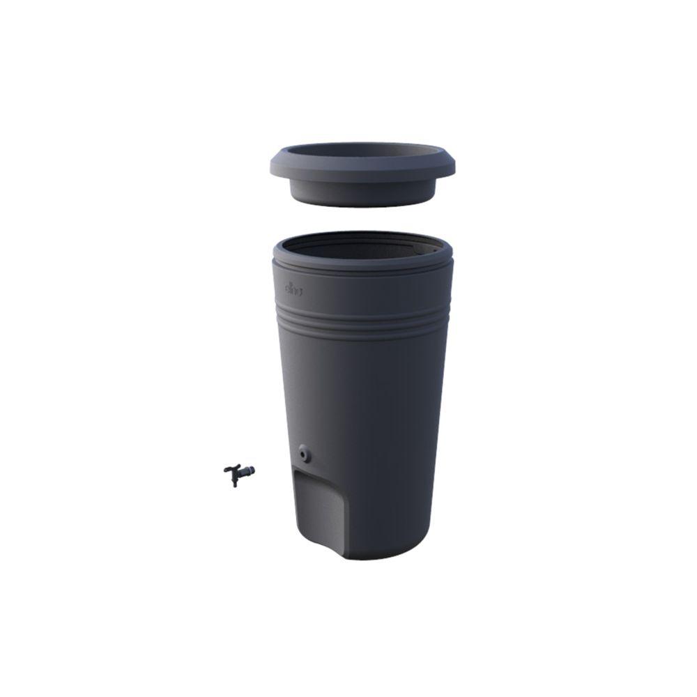 Elho Récupérateur d'eau de pluie Rain Barrel - elho
