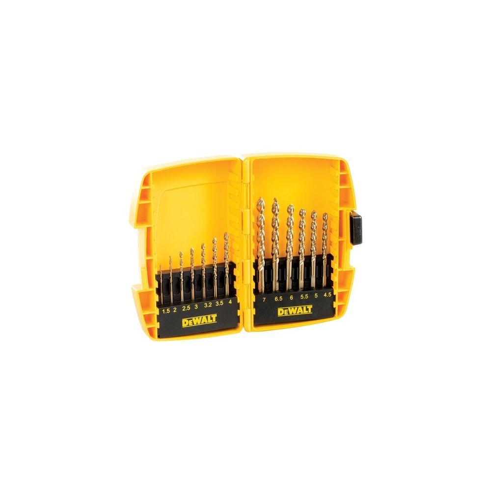 Dewalt Dewalt - Coffret 13 Pièces Pro Forets à métal Tough Case EXTREME 2® - DT7920B