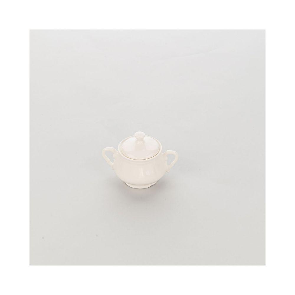 Materiel Chr Pro Sucrier en Porcelaine Décoré Taranto 270 ml - Lot de 6 - Stalgast - Porcelaine 27 c