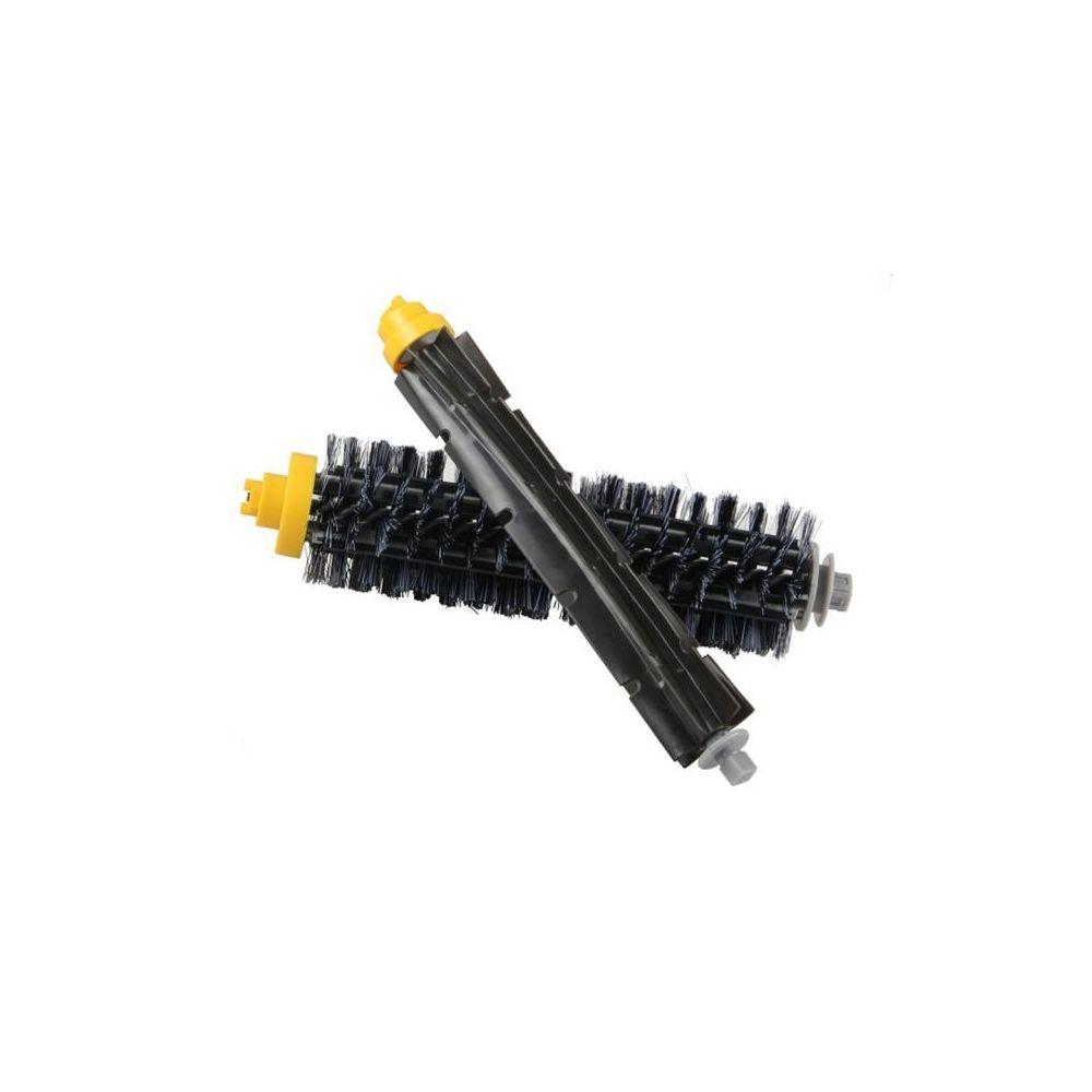 Generic Brosse à poils pour aspirateur Irobot Roomba série 600 630 650 700 @7edition1