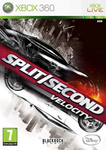 Disney - Split Second Velocity - Jeux XBOX 360