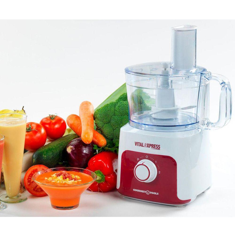 Xs-Quo Robot de cuisine multifonctions Vital Express XS-QUO