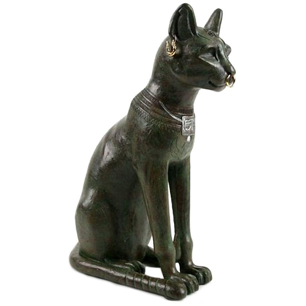 Parastone Grande Statuette chat de Gayer-Anderson