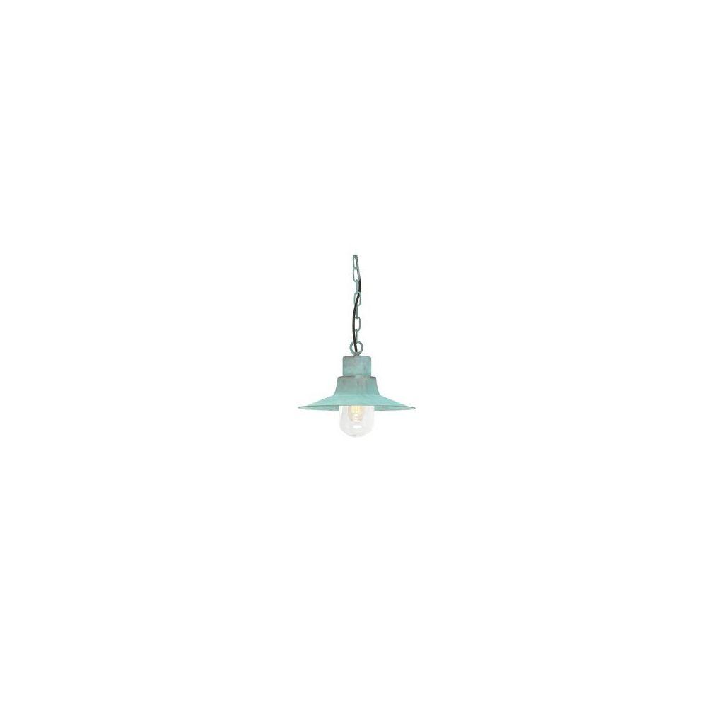 Elstead Lighting Suspensions Sheldon 1x100W Vert de Gris
