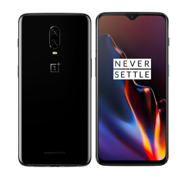 Oneplus -6T - 8 / 128Go - Mirror Black Oneplus  - Smartphone Android Oneplus 6t