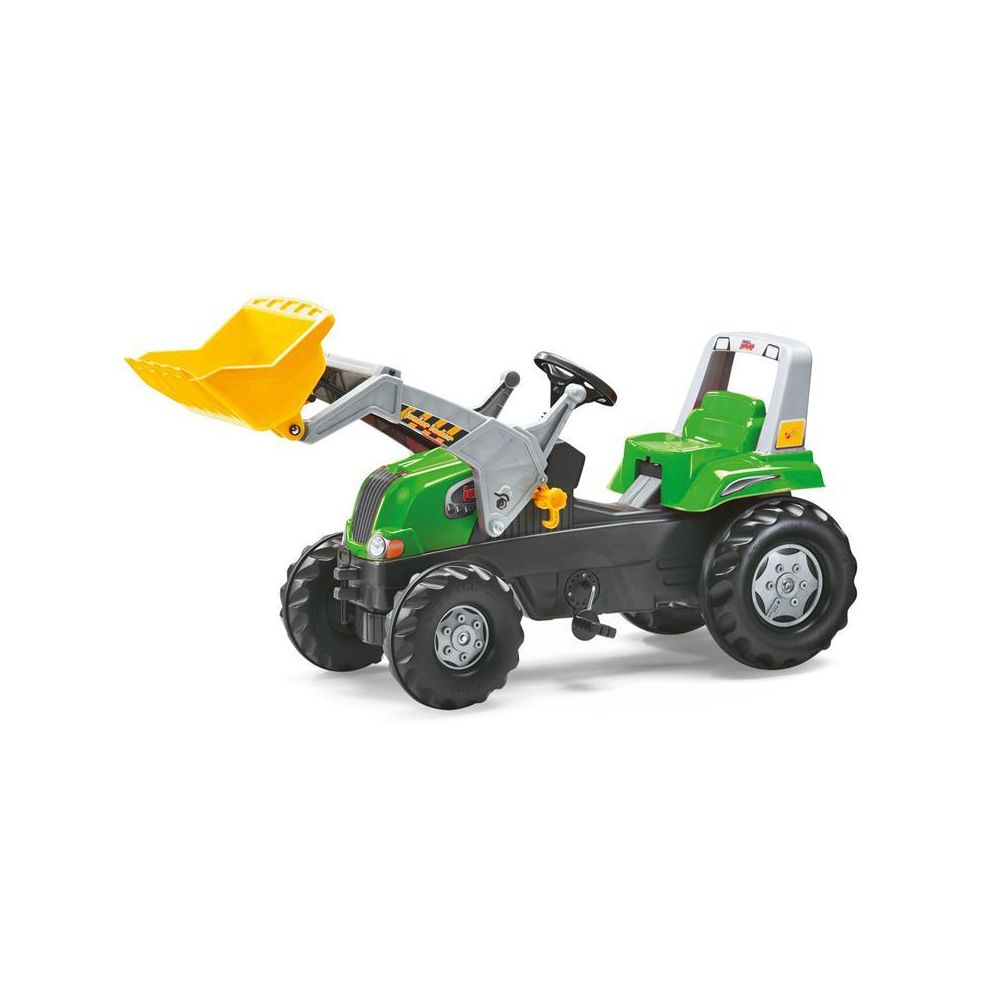 Rolly Toys Rolly Toys 811465 RollyJunior RT, tracteur à pédales vert