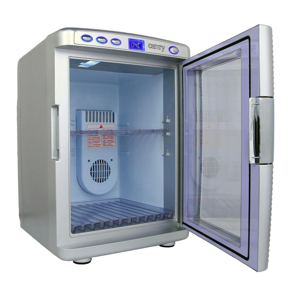 Camry Réfrigérateur portable de camping, 20 litres, 12 V 220-240V, Silencieux Camry CR8062