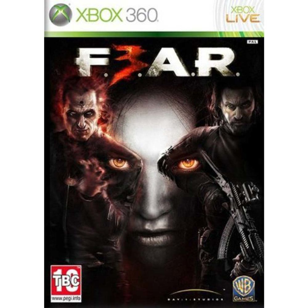 Warner Bros Warner Bros - Fear 3 XBOX 360