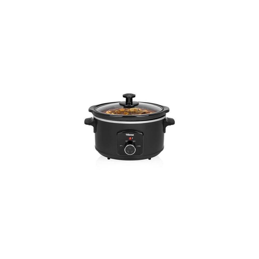 Tristar Mijoteuse multicuiseur de 3,5L avec fonction de maintien au chaud 180W noir