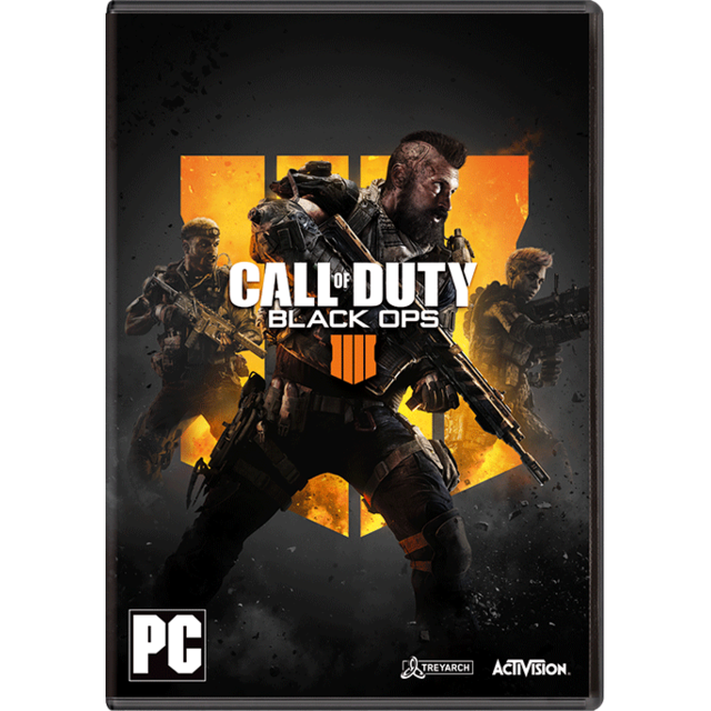 Activision - Call of Duty : Black OPS 4 - Jeu PC Activision   - Jeux PC Activision
