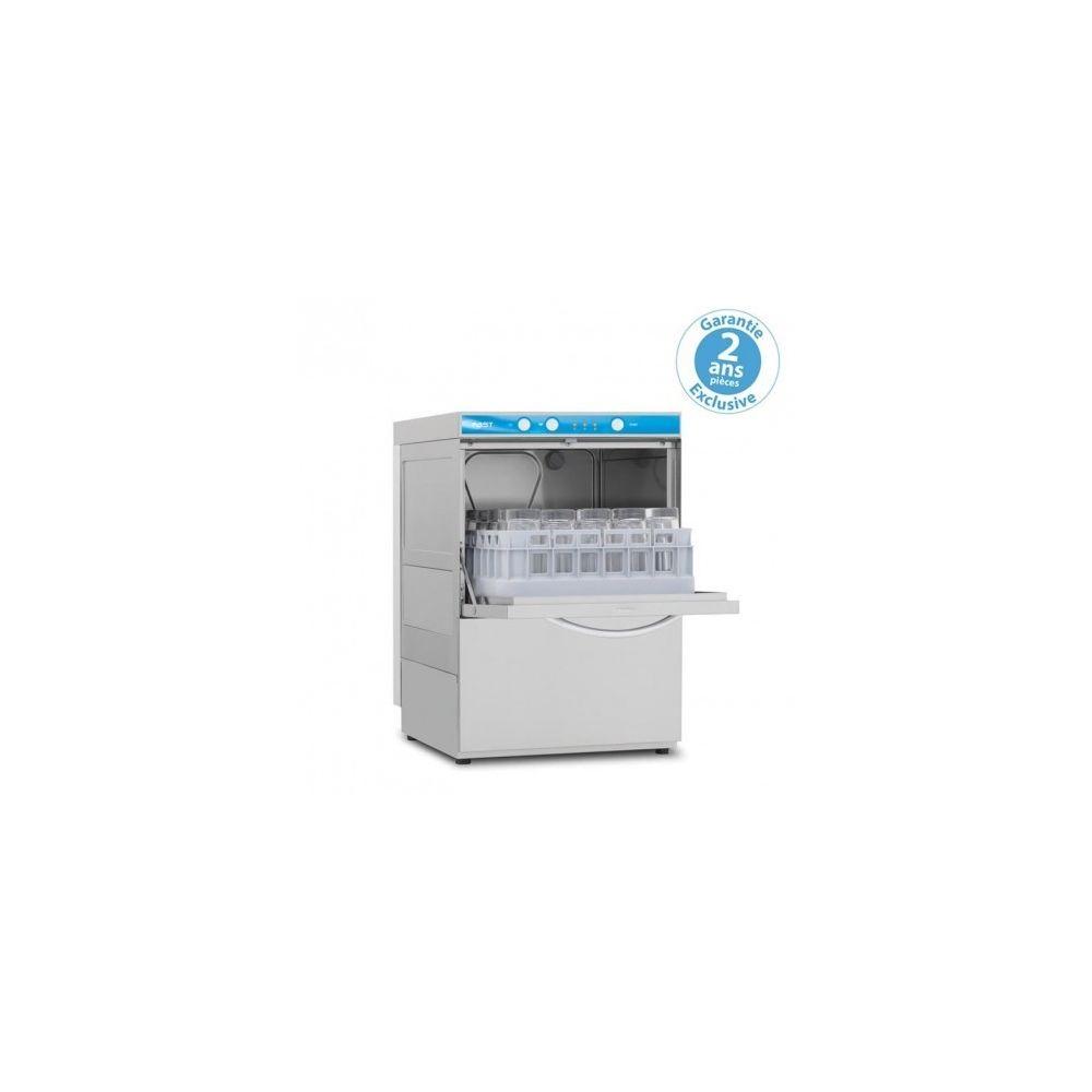 Materiel Chr Pro Lave verre bar économique - panier 350 x 350 mm - Elettrobar - 220V monophase