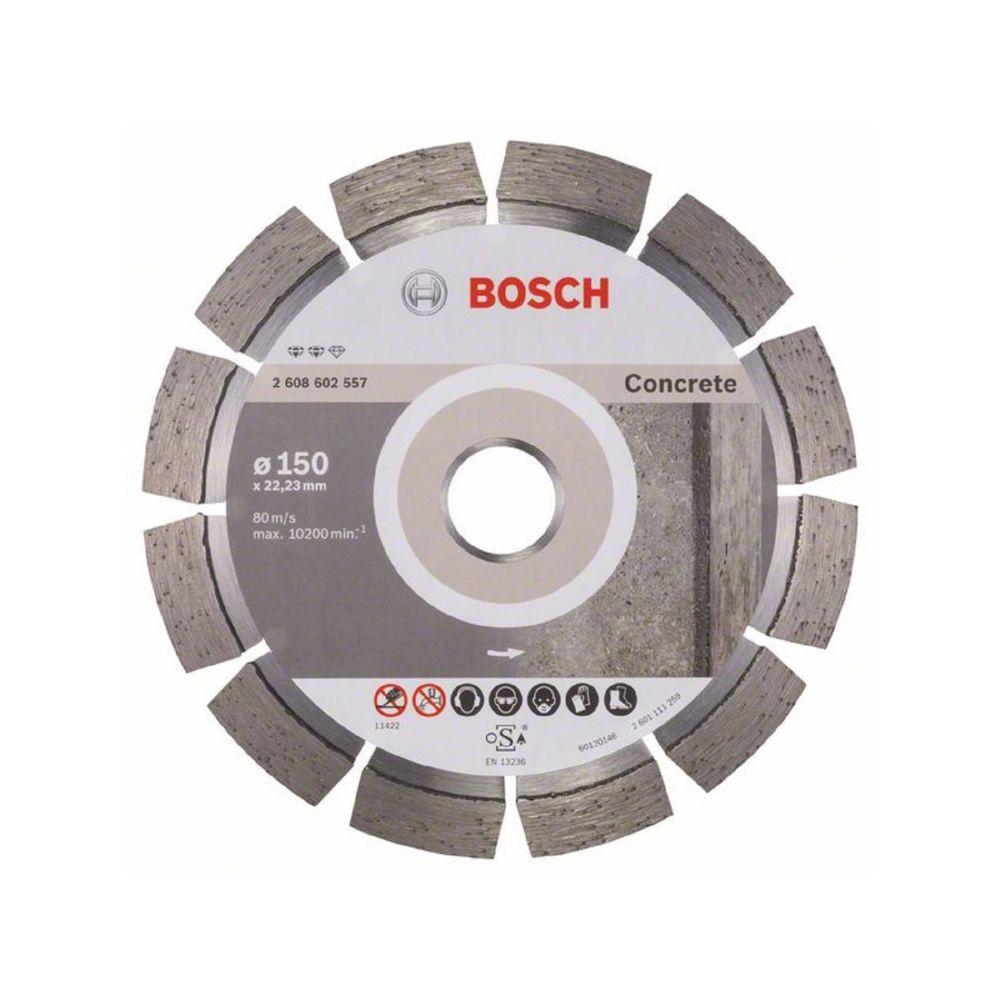 Bosch Disque diamant spécial béton for Concrete Ø150mm
