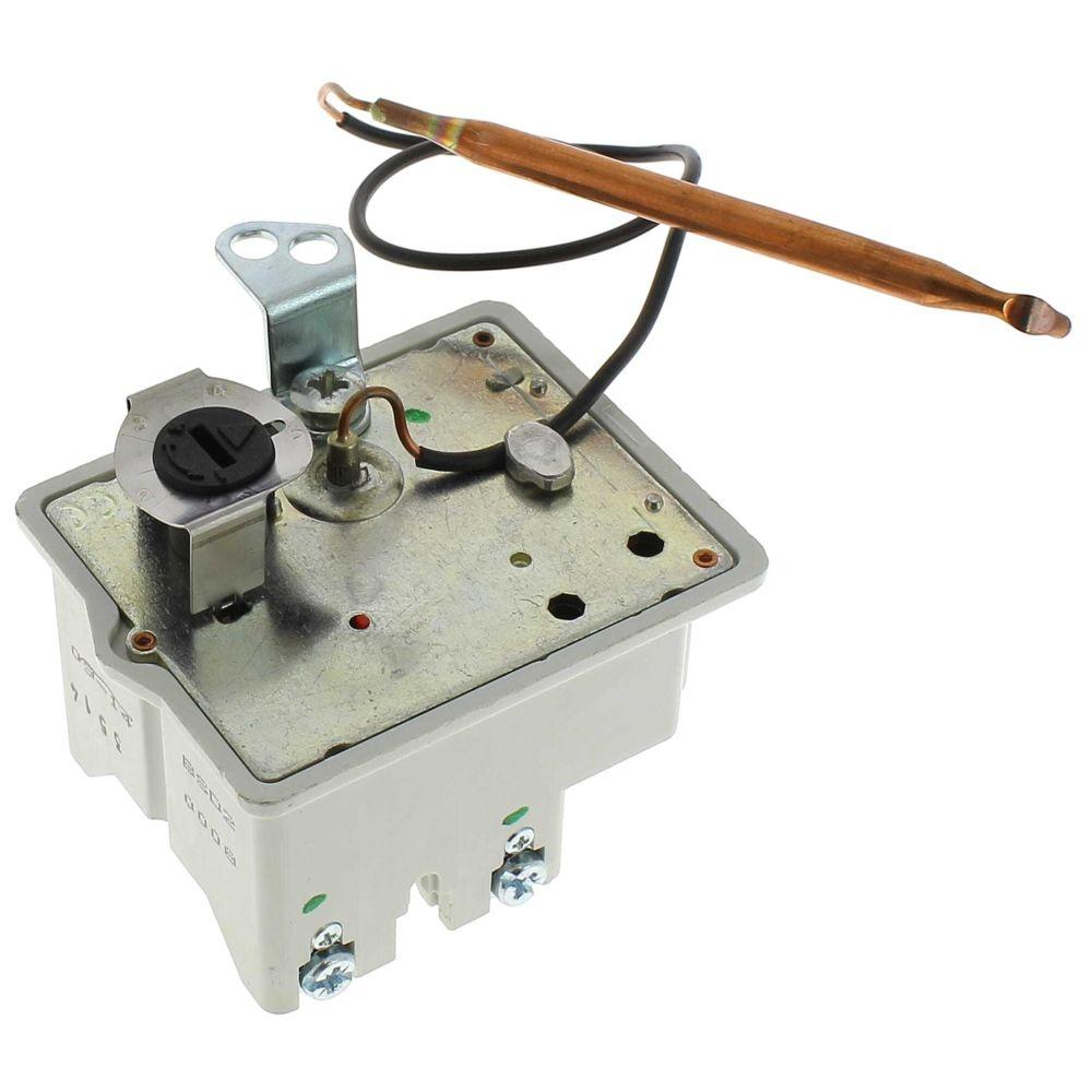 Sauter Thermostat bsd 370mm 070130, 97860001 pour Chauffe-eau Thermor, Chauffe-eau Sauter, Chauffe-eau Atlantic, Chauffe-eau Pa