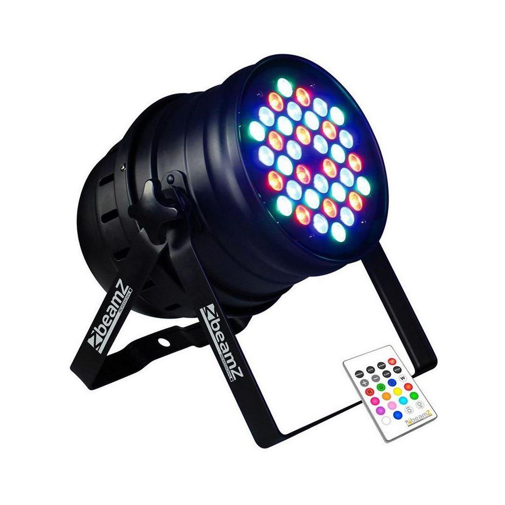 Beamz Beamz LED PAR 36x spots LED 10W PAR RGBW 120W Beamz
