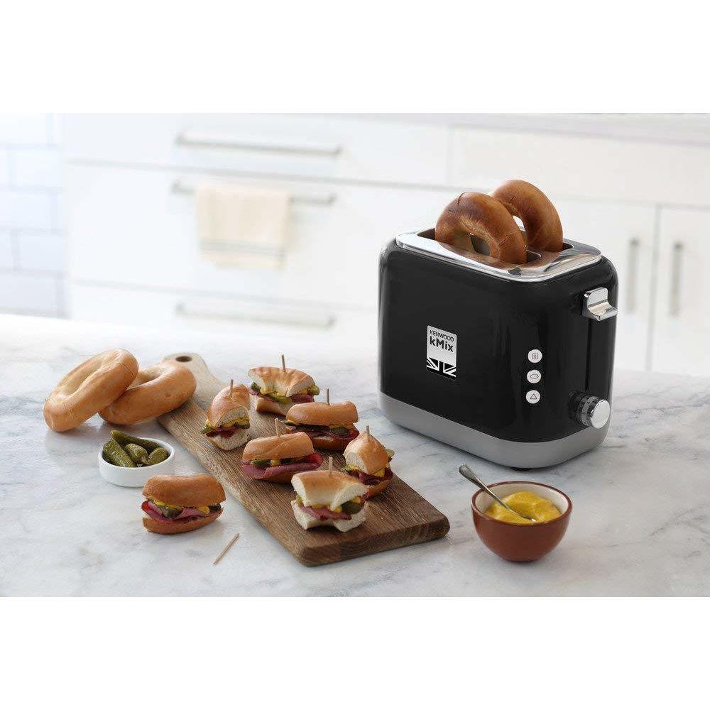 Kenwood grille pain avec 2 fentes 900W noir