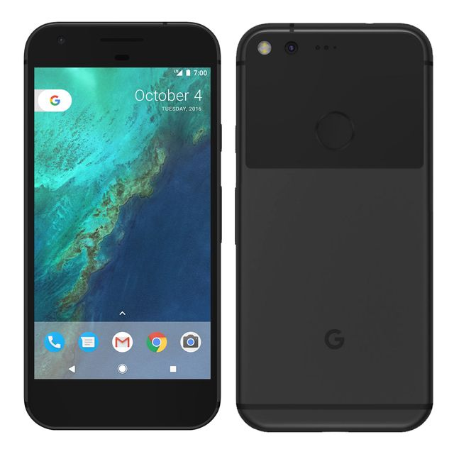 GOOGLE - PIXEL XL 32 Go - Noir (Import UK) - Smartphone Android