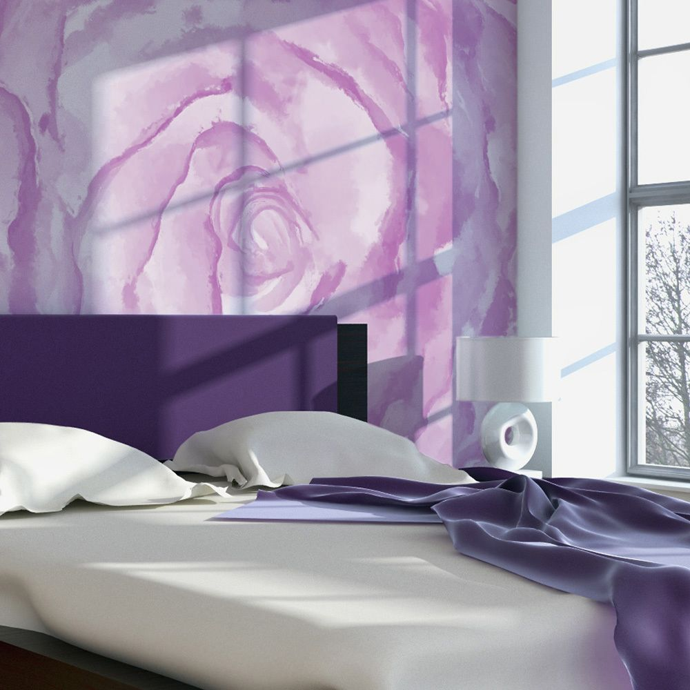 Bimago Papier peint - rose (rose) - Décoration, image, art | Fleurs | Roses |