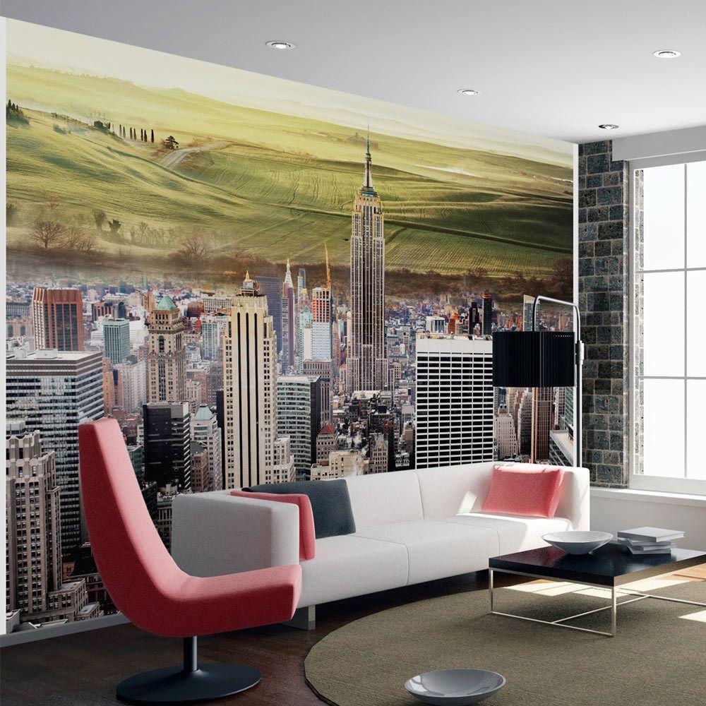 Bimago Papier peint | Dichotomies | 200x140 | Ville et Architecture | New York |