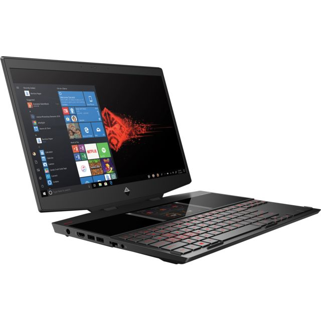 Hewlett Packard - HP PC Gamer OMEN X 2S 15-dg0003nf Intel Core i7 - 15.6' - PC Portable