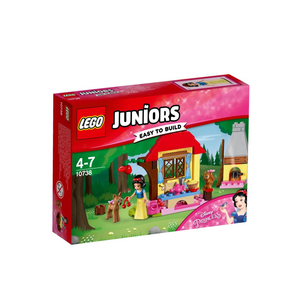 Lego LEGO® Juniors Disney Princess - Le chalet de Blanche-Neige - 10738