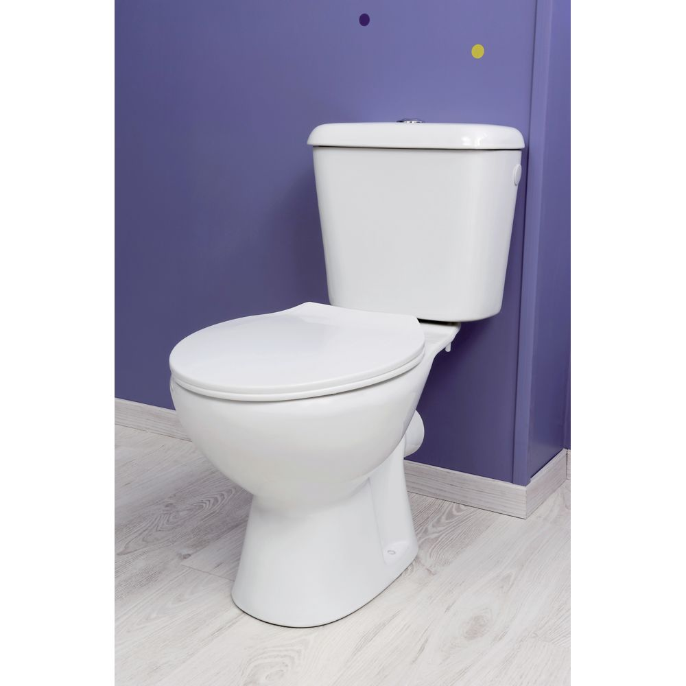 Rue Du Commerce Pack WC éco sortie verticale ou horizontale