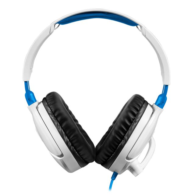Turtle Beach Recon 70P Blanc PS4 - Filaire