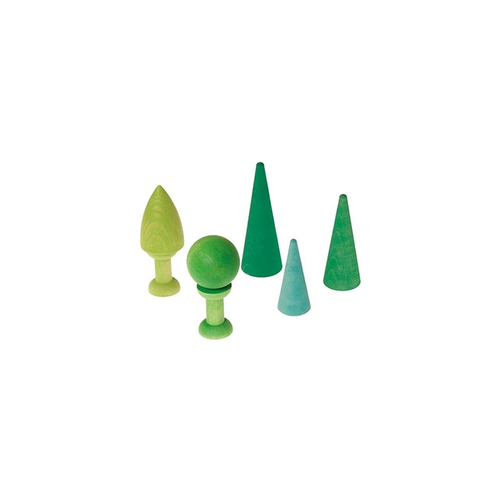 Grimms Spiel Und Holz Design La forêt enchantée - GRIMM'S