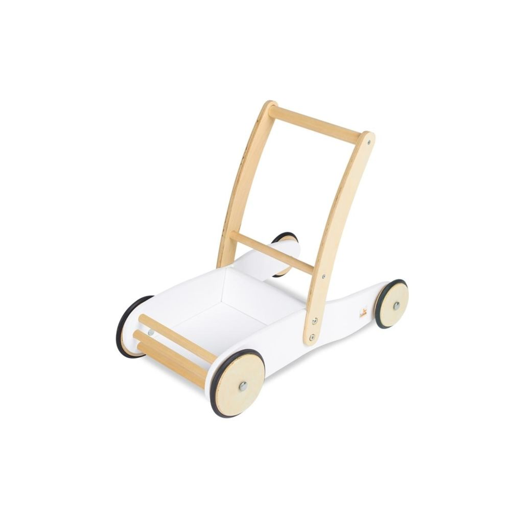 Pinolino Chariot de marche Uli Blanc