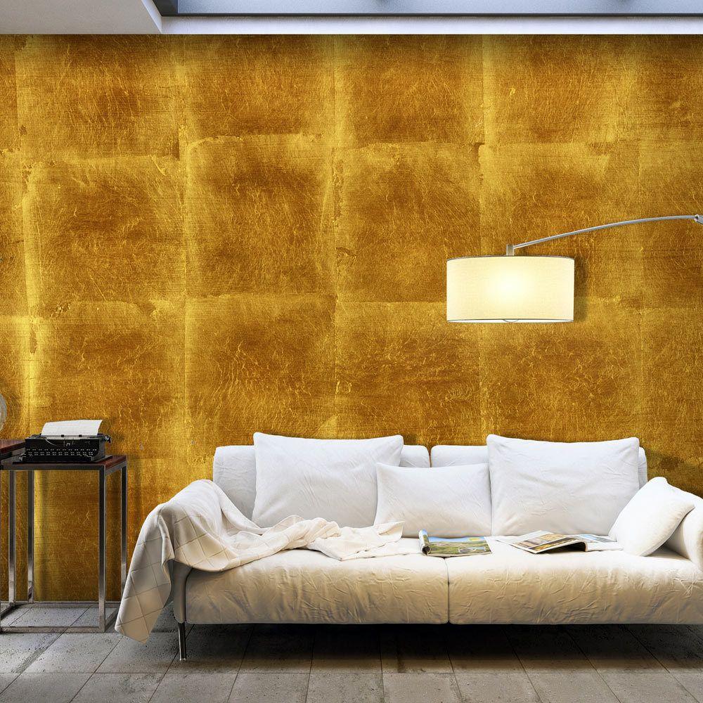 Artgeist Papier peint XXL - Golden Cage