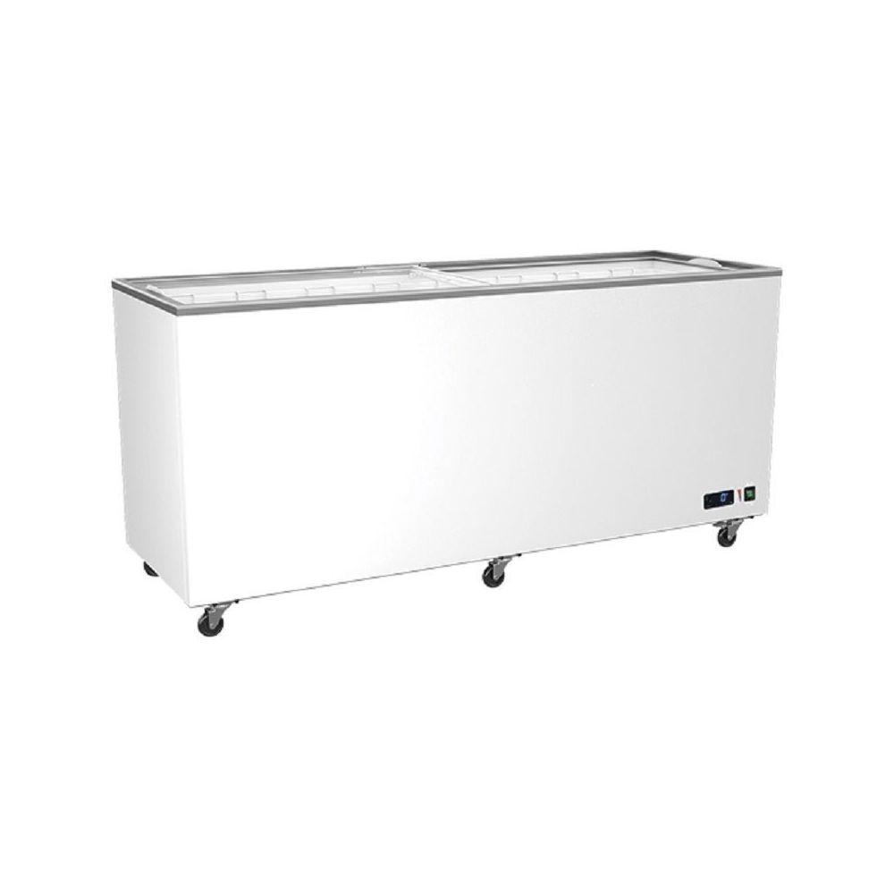Materiel Chr Pro Congélateur Vitrées Portes Coulissantes - 208 à 640 Litres - Virtus - R600A 640 litres 1902 mm