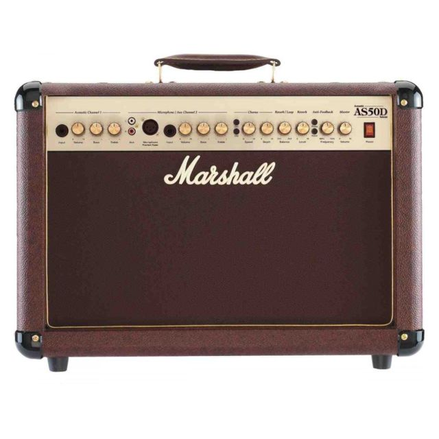 Marshall - Marshall AS50D - Ampli guitare acoustique - Marshall