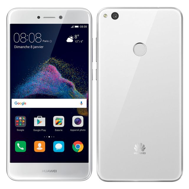 Huawei - P8 Lite 2017 - Blanc - Smartphone 5 pouces