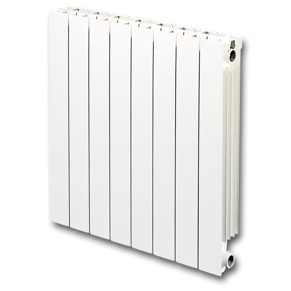 Sannover Thermique Radiateur aluminium VIP Sannover Entraxe 700 mm 10 éléments 1620W