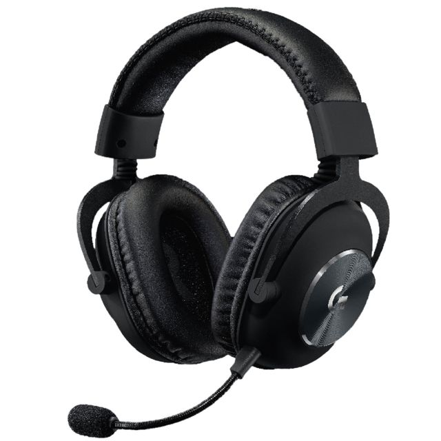 Logitech - PRO X GAMING WIRELESS Noir Logitech   - Casque Micro Non compatible xbox