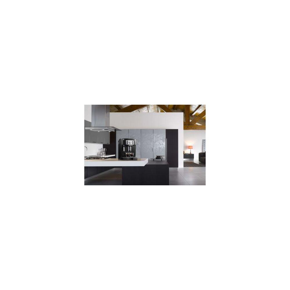 Delonghi machine à expresso avec broyeur pour Café en grains et moulu 1450W gris noir
