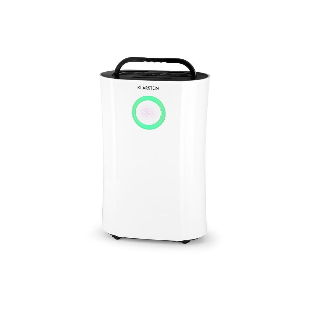 Klarstein Klarstein DryFy Pro Déshumidificateur d'air 20l/24h réservoir 4l 370W - blanc KLARSTEIN